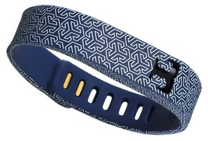 Tory Burch FOR FITBIT SILICONE PRINTED BRACELET Size M/L