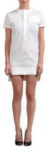 Dsquared2 short dress White on Tradesy