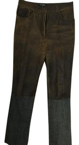 Chanel Boot Cut Jeans-Distressed