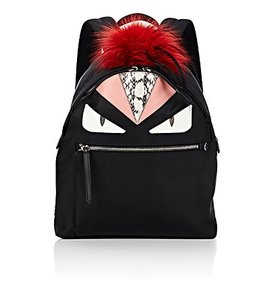 Fendi Fox Fur Backpack