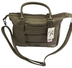 Rampage Satchel in Pewter