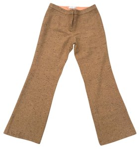 Trina Turk Wide Leg Pants Tan
