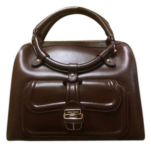 Jimmy Choo Satchel in Brown