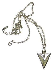 Forever 21 Arrowhead Necklace