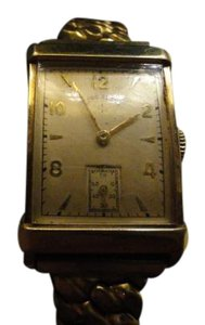 Lord Elgin Pristine Men's Lord Elgin Watch Swiss Made 17 Jewels New Band