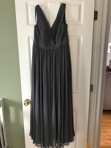 Bill Levkoff Pewter D'zage 8100 Dress