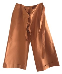Robert Rodriguez Wide Leg Pants Orange