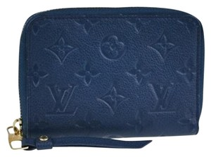 Louis Vuitton Louis Vuitton Empreinte Secret Compact Wallet in Orage Empreinte