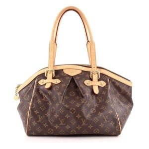 Louis Vuitton Tivoli Canvas Shoulder Bag