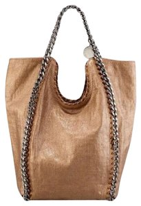 Stella McCartney Tote in Copper Rose