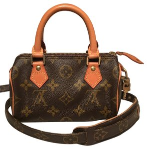 Louis Vuitton Monogram Speedy Baguette
