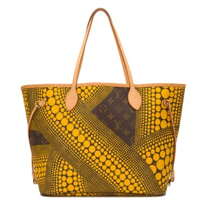 Louis Vuitton Neverfull Kusama Tote