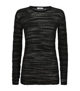 Helmut Lang Eroded Threads Sweater