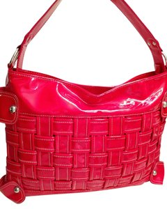 Chinese Laundry Tote in Red