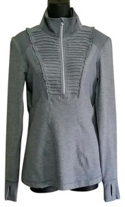 Lululemon Lululemon 1/2 zip ruffled pullover Cross My Heart Pullover