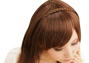 Other Braided headband