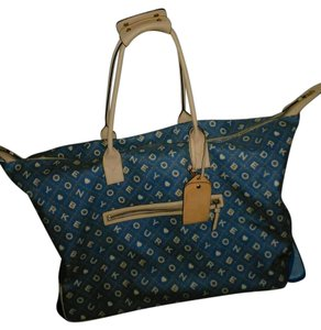 Dooney & Bourke Blue Travel Bag