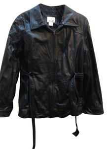 East 5th Essentials Leather Comfortable Casual Leather Jacket
