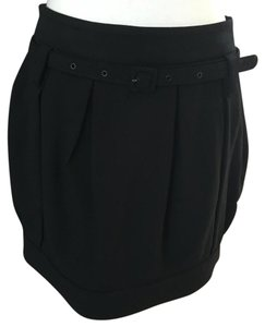 Patricia Pepe Mini Skirt Black