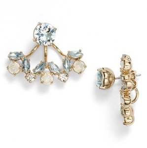Marchesa Marchesa Crystal Ear Jackets