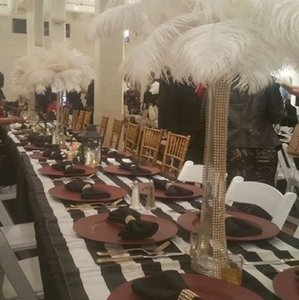 Feathers Wedding Decorations