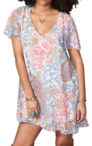 Show Me Your Mumu short dress Multi Printed Swing Bohemian Festival Kylie on Tradesy