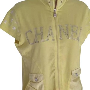 Chanel Top Banana yellow