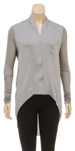 Helmut Lang Button Down Shirt Gray