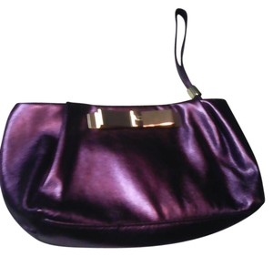 Victoria's Secret Victoria's secret purple cosmetic/clutch bag
