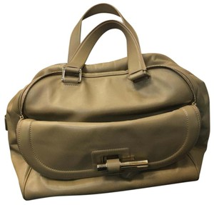 Jimmy Choo Satchel in Tan