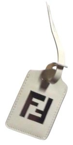 Fendi NIB / NWT Fendi Patent Leather Luggage Tag