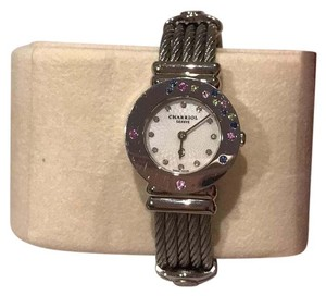 Phillip Charriol St trapez Ladies Watch