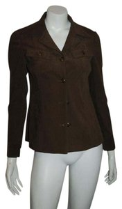 Laundry by Shelli Segal Green Holiday olive Blazer