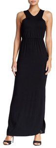 black Maxi Dress by LNA