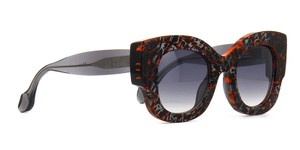 Fendi NEW Fendi x Thierry Lasry Sylvie $650 Oversized Sunglasses