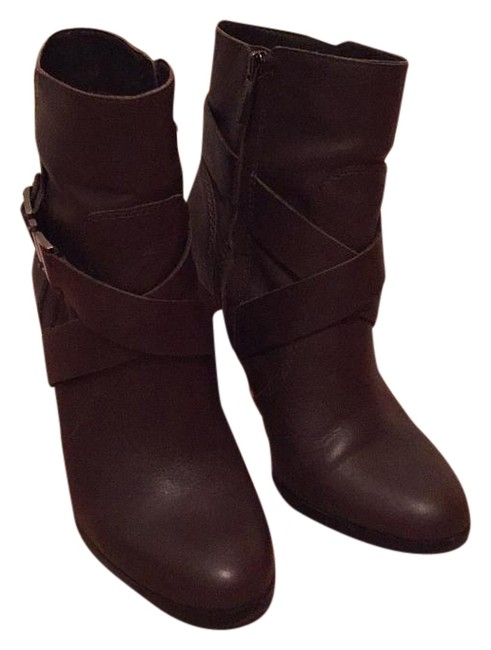 Item - Brown Connolly Boots/Booties Size US 6.5 Regular (M, B)