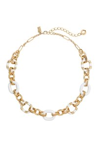 Kate Spade Kate Spade New York Mod Moment Link Necklace White