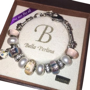 Bella Perlina Bella Perlina Cupcake One Size Bracelet
