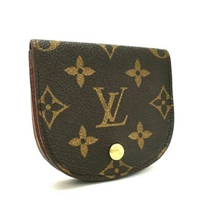 Louis Vuitton 100% Auth Louis Porte Monnaie Gausset Coin Wallet