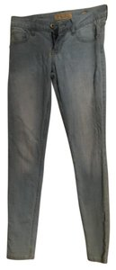 Guess Comfortable Cotton Skinny Pants blue jeans