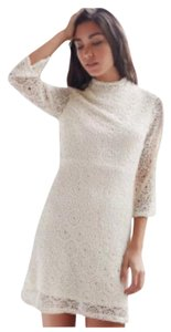 Urban Outfitters short dress Ivory on Tradesy