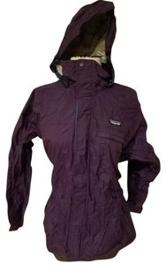 Patagonia Hooded purple Jacket