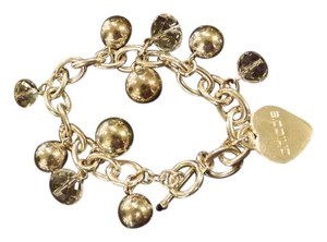 Chico's Chico's Toggle Bracelet with Heart Charm!