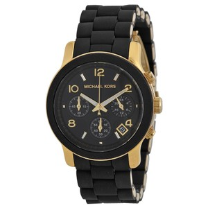 Michael Kors MK5191 Black Catwalk Chronograph Watch