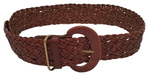 Lauren Ralph Lauren Brown Leather Belt