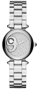 Marc Jacobs Marc Jacobs Ladies Watch- Dotty Stainless Steel Watch