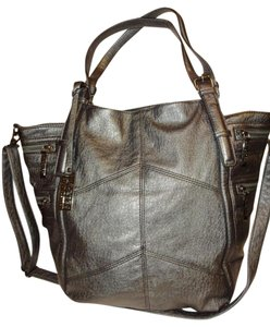 Kenneth Cole Reaction Tote in Gun Metal
