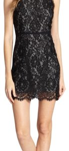 MILLY Lace Cocktail Claudia Dress