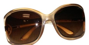 Tom Ford Tom Ford rose beige tone sunglasses