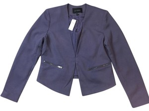 Banana Republic Purple Blazer